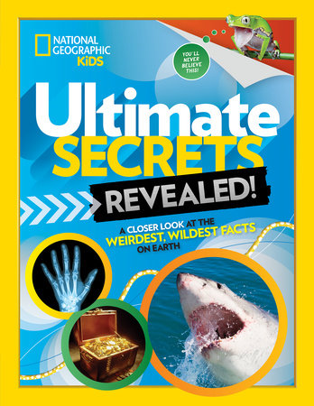 Ultimate Secrets Revealed