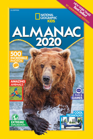 National Geographic Kids Almanac 2020 by National Geographic, Kids