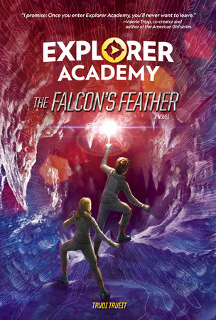 Explorer Academy: The Falcon's Feather by Trudi Trueit