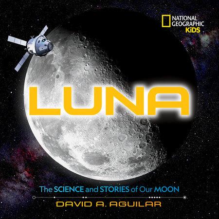 Luna by David Aguilar