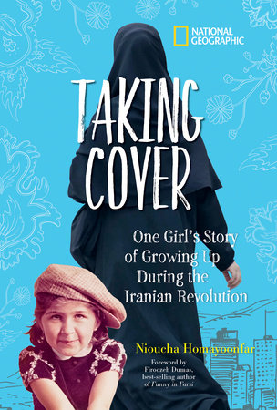 Taking Cover by Nioucha Homayoonfar