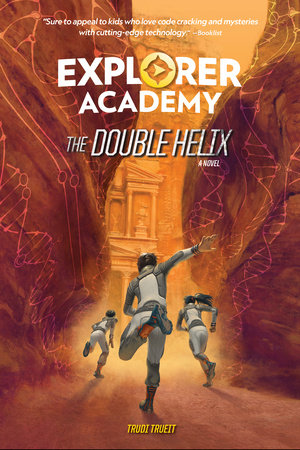 Explorer Academy: The Double Helix by Trudi Trueit
