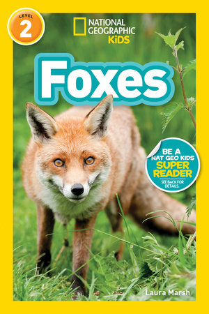 National Geographic Readers: Foxes (L2) by Laura Marsh