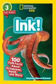 National Geographic Readers: Ink!