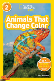 National Geographic Reader Animals That Change Color (L2)