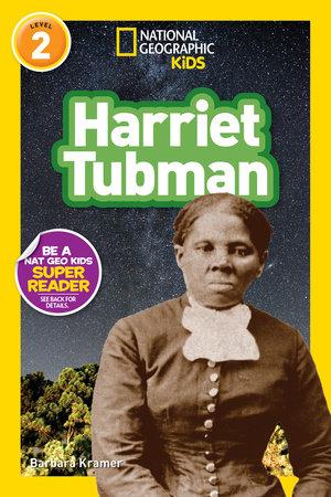 National Geographic Reader: Harriet Tubman (L2)