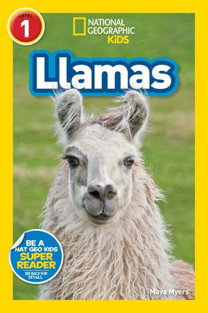 National Geographic Reader: Llamas (L1)