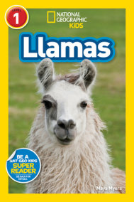 National Geographic Reader: Llamas (L1)