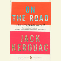 On the Road: the Original Scroll Cover