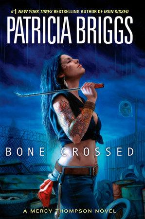 Bone Crossed cover
