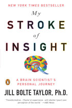 My Stroke of Insight Cover