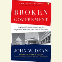 Broken Government Cover