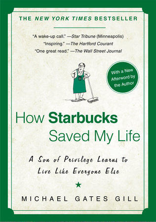 How Starbucks Saved My Life cover