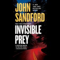 Invisible Prey Cover
