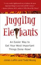 Juggling Elephants Cover