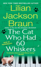 The Cat Who Had 60 Whiskers Cover
