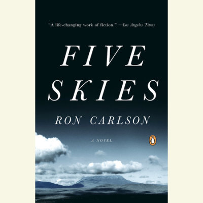 Five Skies cover