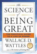 The Science of Being Great Cover