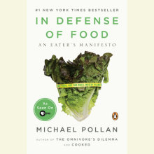 In Defense of Food Cover