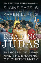 Reading Judas Cover