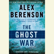 The Ghost War Cover