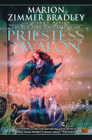 Priestess of Avalon by Marion Zimmer Bradley and Diana L. Paxson