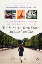 The Sharper Your Knife, the Less You Cry Cover
