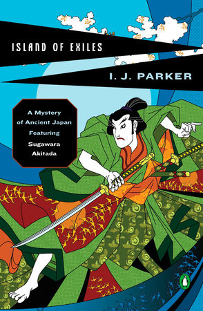 Island of Exiles by I. J. Parker