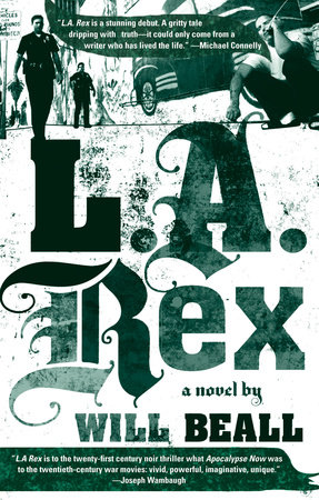 L.A. Rex by Will Beall