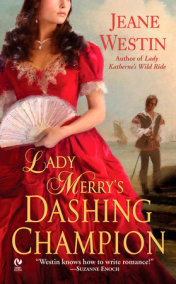 Lady Merry's Dashing Champion