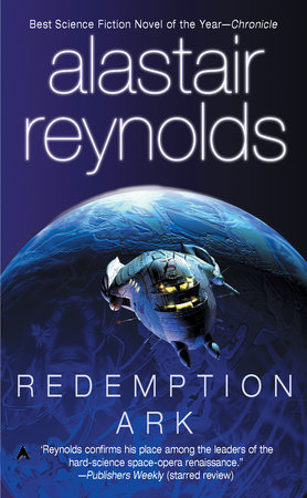 Redemption Ark by Alastair Reynolds