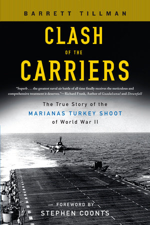 Clash of the Carriers by Barrett Tillman