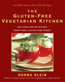 The Gluten-Free Vegetarian Kitchen