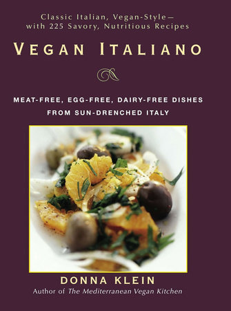 Vegan Italiano by Donna Klein
