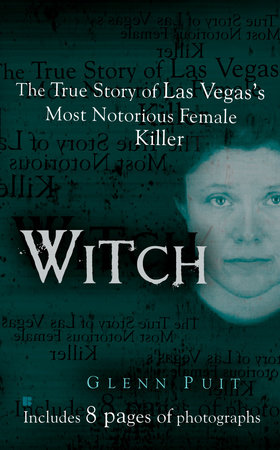 Witch by Glenn Puit