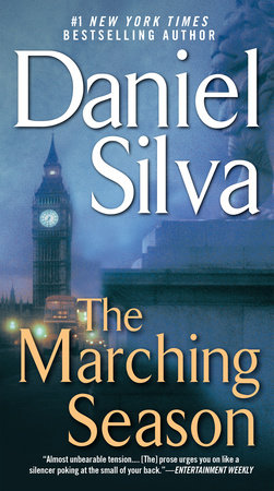 The Marching Season by Daniel Silva