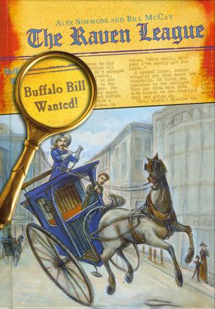 Buffalo Bill Wanted! by Alex Simmons and Bill McCay
