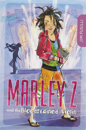 Marley Z and the Bloodstained Violin