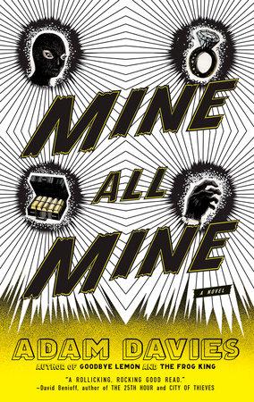 Mine All Mine by Adam Davies