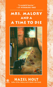 Mrs. Malory and A Time To Die