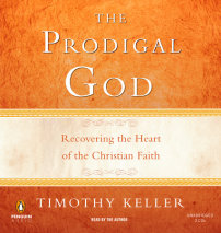 The Prodigal God Cover