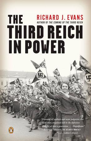 The Third Reich in Power by Richard J. Evans