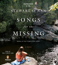 Songs for the Missing Cover
