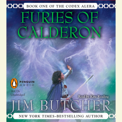 Furies of Calderon cover
