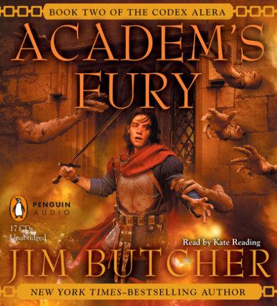Academ's Fury cover