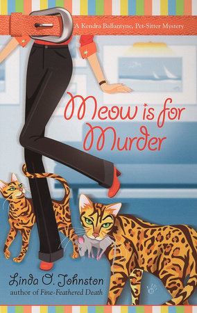 Meow is for Murder by Linda O. Johnston