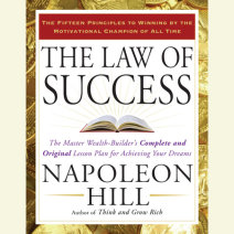 The Law of Success Cover