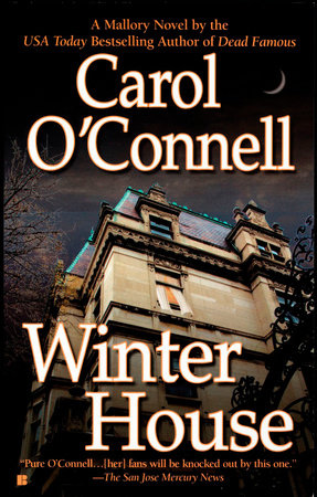 Winter House by Carol O'Connell