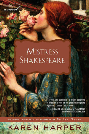Mistress Shakespeare by Karen Harper