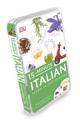 15-Minute Italian by DK